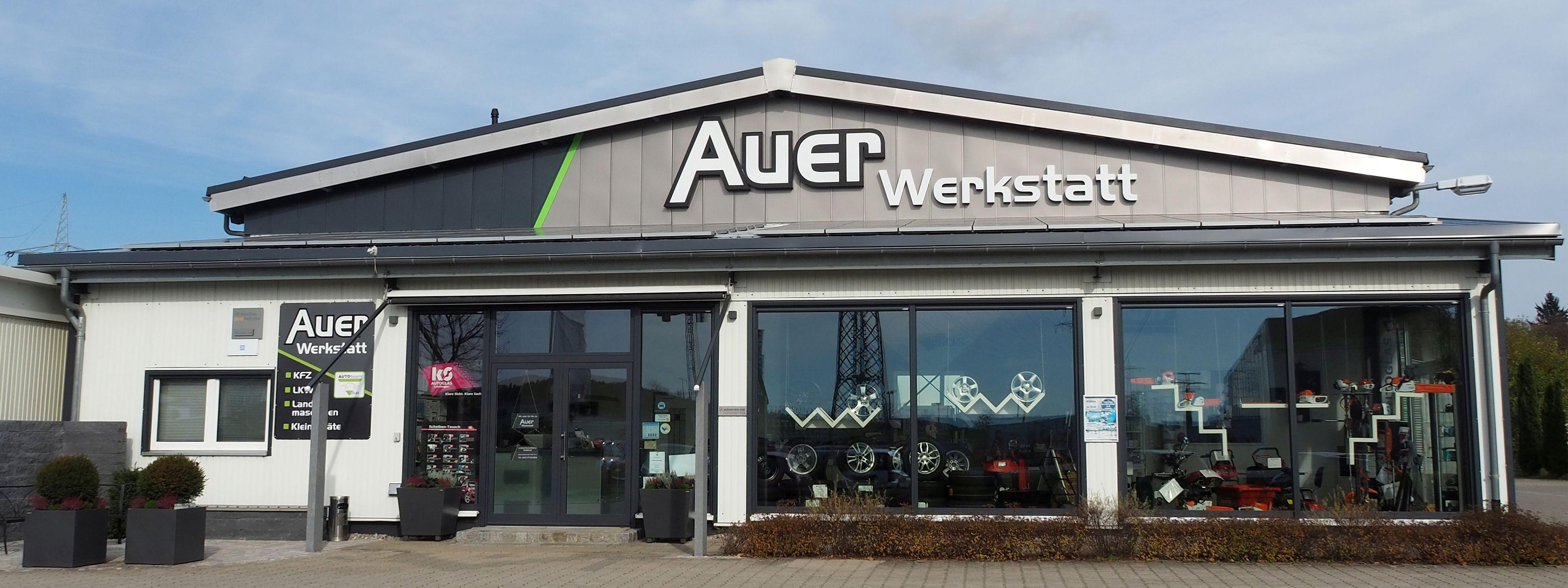 Auer Werkstatt Start 1