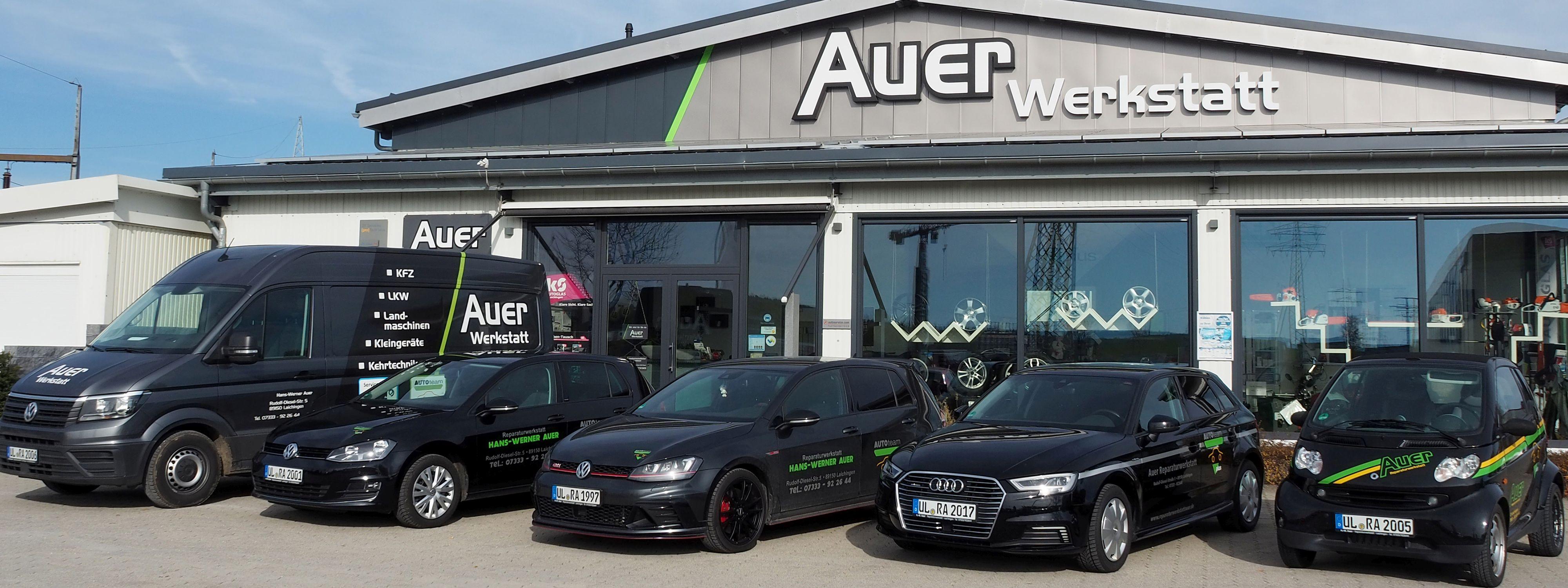 Auer Werkstatt Start 2