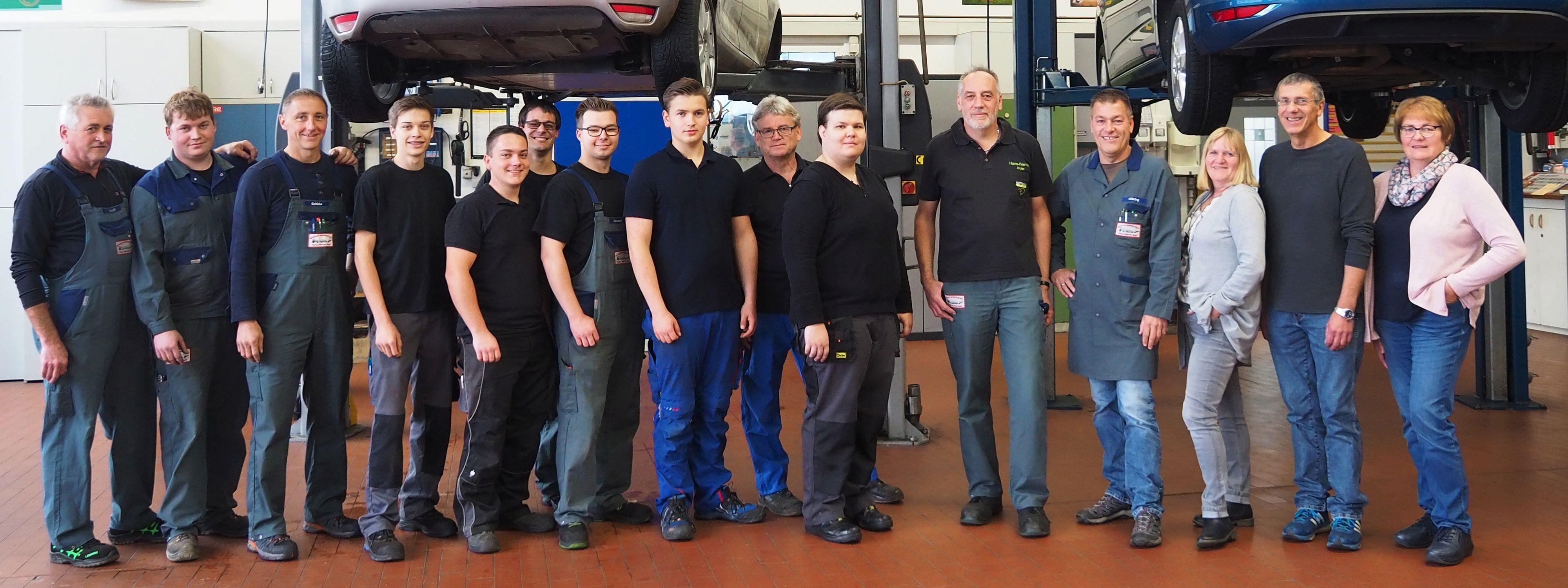 Auerwerkstatt Team 1